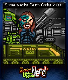 Super Mecha Death Christ 2000