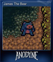 James The Bear