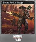 Empire Rocket Troops