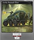 Junta Assault Bus