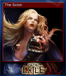 The Scion (Trading Card)