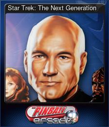 Star Trek: The Next Generation (Trading Card)