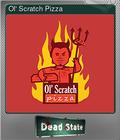 Ol' Scratch Pizza