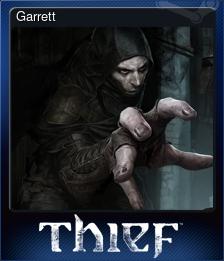 Garrett (Trading Card)