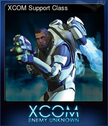 XCOM Support Class