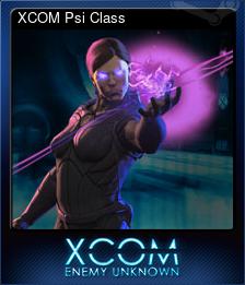 XCOM Psi Class