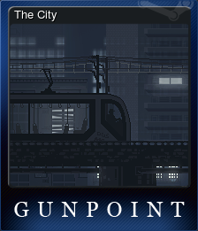 The City (Trading Card)