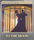 Anya by the Moon