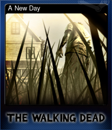 A New Day (Trading Card)