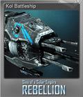 Kol Battleship