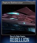 Rapture Battlecruiser