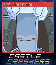 Frost King Spotting