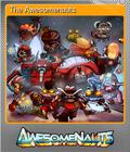 The Awesomenauts