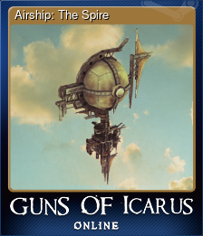 Airship: The Spire