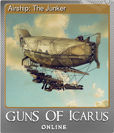 Airship: The Junker (Foil)