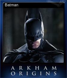 Batman (Trading Card)