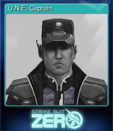 U.N.E. Captain