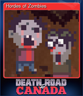 Hordes of Zombies