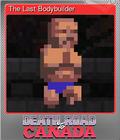 The Last Bodybuilder