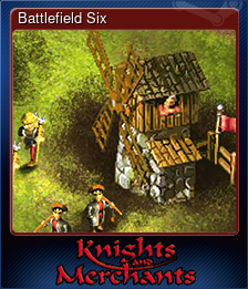 Battlefield Six (Trading Card)
