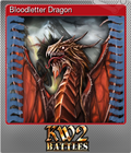 Bloodletter Dragon