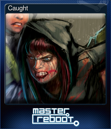 Caught (Trading Card)