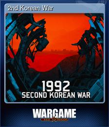 2nd Korean War