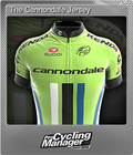 The Cannondale Jersey