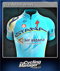 The Astana Jersey