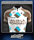 The AG2R Jersey