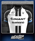 The Giant Shimano Jersey