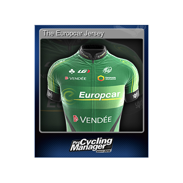 Steam Community Market Listings For 255260 The Europcar Jersey