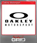 Oakley Motorsport