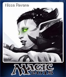 Nissa Revane (Trading Card)
