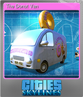 The Donut Van