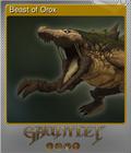 Beast of Orox