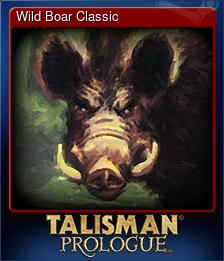 Wild Boar Classic