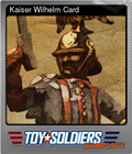 Kaiser Wilhelm Card