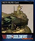 M270 MLRS Card