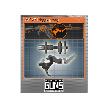 Steam Community Market :: Listings for 262410-AK 47 trigger