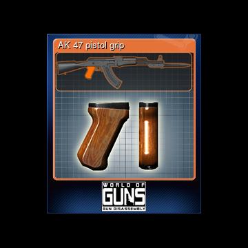 Steam Community Market :: Listings for 262410-AK 47 pistol grip