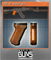 Steam Community Market :: Listings for 262410-AK 47 pistol
