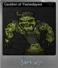 Cauldron of Yesterdayers