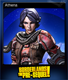 Athena (Trading Card)