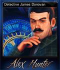Detective James Donovan