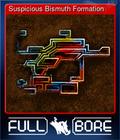 Suspicious Bismuth Formation
