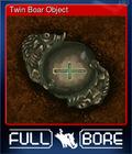 Twin Boar Object