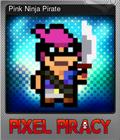 Pink Ninja Pirate