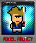 Unibrow Pirate
