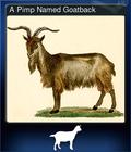 A Pimp Named Goatback